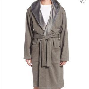 NWT Mens UGG Brunswick Robe